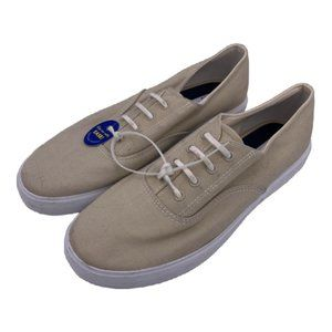 Keds Slip-On-With-Ease Sneaker - Natural - Size 8